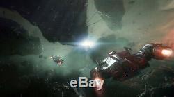 Star Citizen Drake Cutlass Red LTI (Lifetime Insurance) Stand-alone Ship