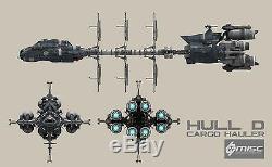 Star Citizen STANDALONE SHIP HULL D LTI (Original Concept Sale)