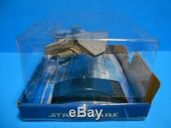 Star Wars Micro Machines Action Fleet Republic Assault Ship Includes Stand HTF