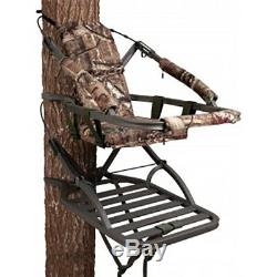 Summit Titan SD Climbing Tree stand with Stirrups & Harness Free Shipping