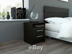 Tuhome 2 Pc Bedroom Set Night Stand + Dresser Free Shipping
