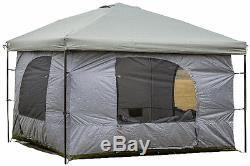 Turn a PopUp Into An Extraordinary PREMIUM STANDING ROOM 100 XL TENT Free Ship
