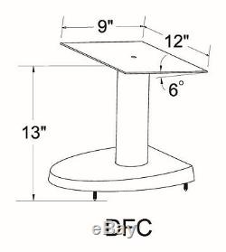 VTI DFC Series one single Center Speaker Stand, 13, Brand New, Free Shipping