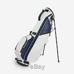 Vessel Sunday 2.0 Golf Bag Wht/Nvy New WithO Tags MSRP $245 - Free Shipping