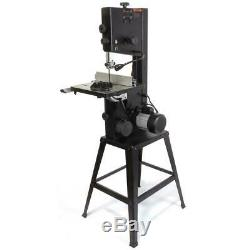WEN 3962 10-Inch Two-Speed Band Saw with Stand and Worklight Free Shipping NEW