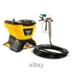 Wagner Control Pro 130 Power Tank Airless Stand Paint Sprayer Free Shipping NEW