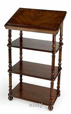 Westwood Bookshelf Bookcase Book Stand Vintage Oak Finish Free Shipping