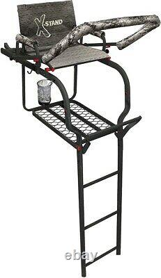 X-Stand Duke 20' Ladder Hunting Tree Stand FREE SHIPPING