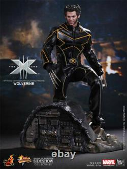 X-men The Last Standwolverinesixth Scale Figuremms187hot Toysmibs