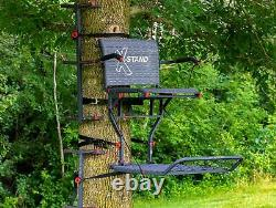X-stand The Patron Hang-on Deer Hunting Treestand With Backrest