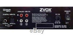 ZVOX Z-Base 420 TV Stand/Sound System Ships Worldwide With Warranty